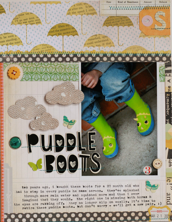 Puddleboots