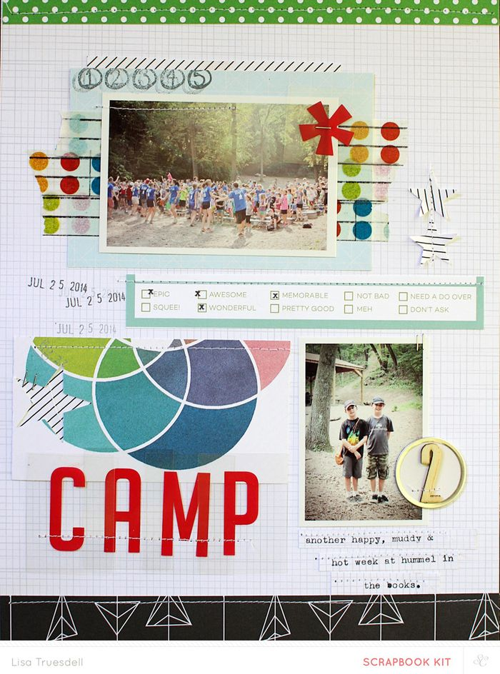 Camp - lisa truesdell