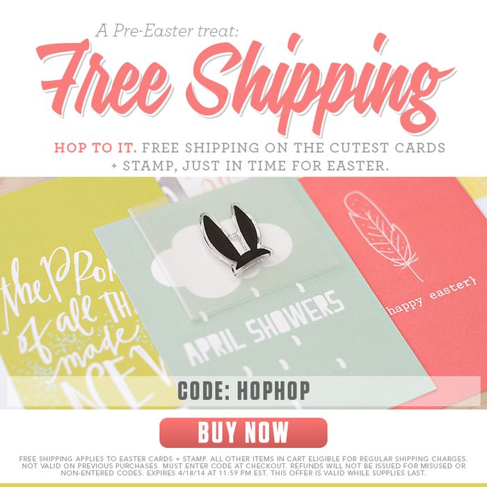 APRIL-FREE-SHIPPING-EASTER-CARD-STAMP